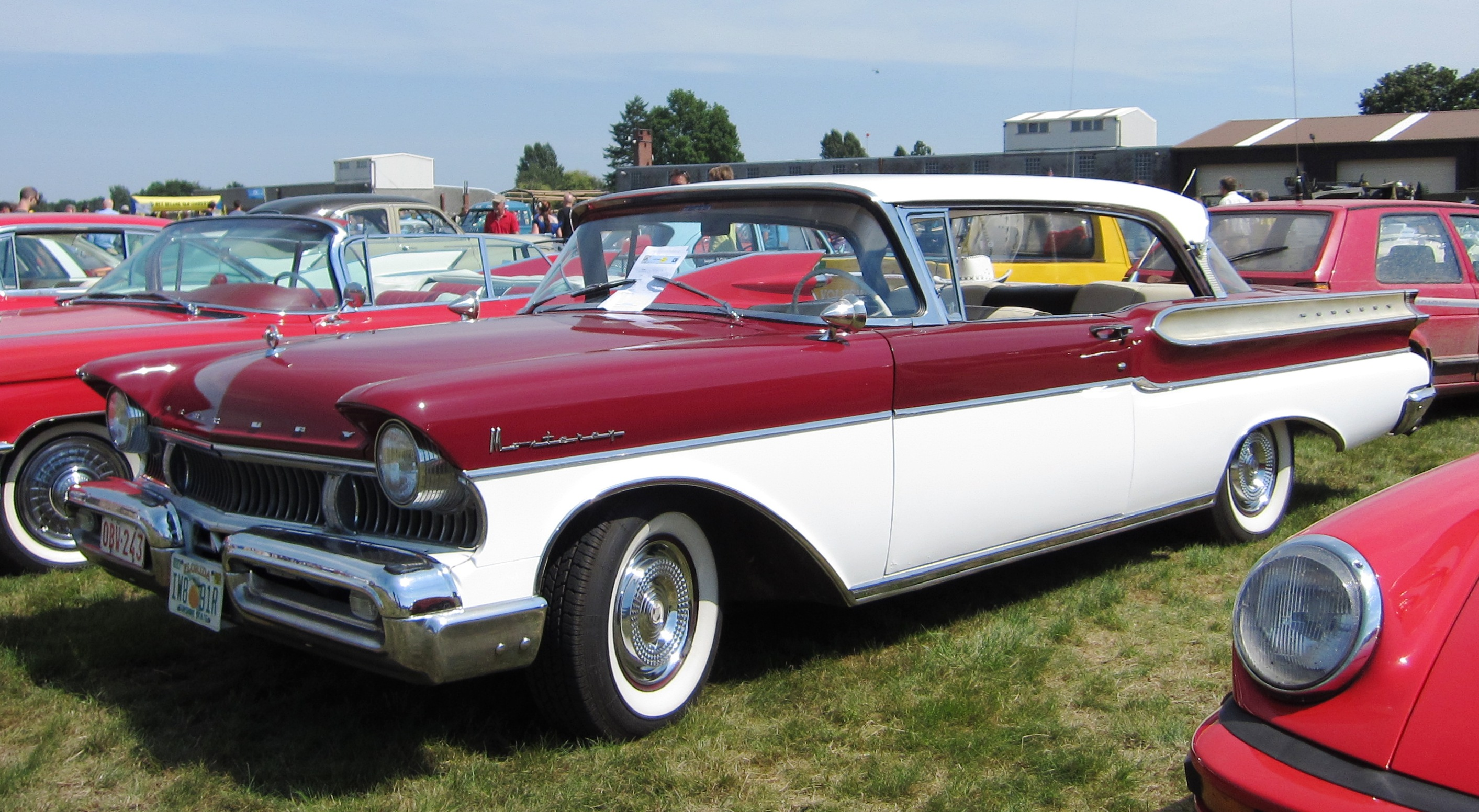 1957 Mercury Monterey Information And Photos Momentcar