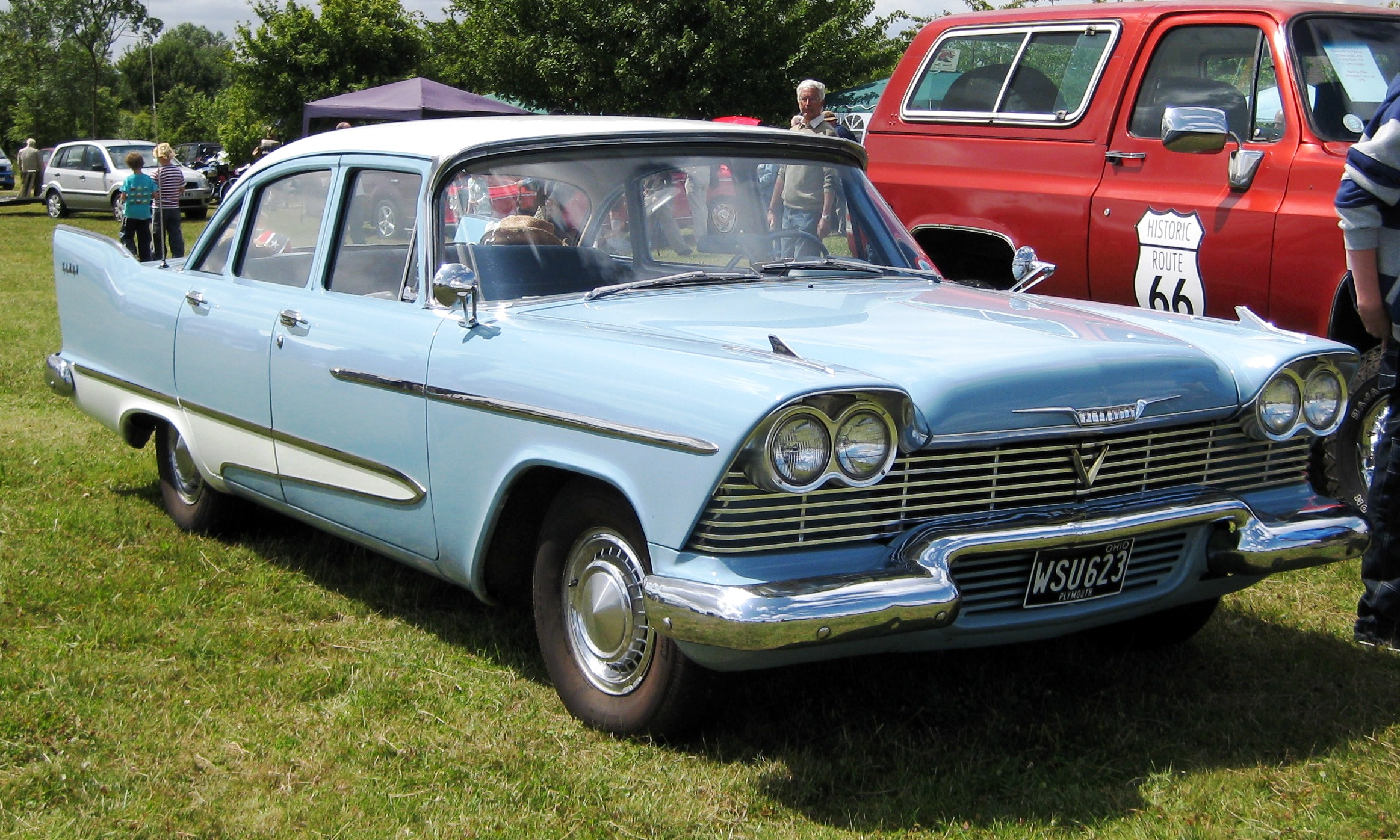 1958 Plymouth Savoy Information And Photos Momentcar