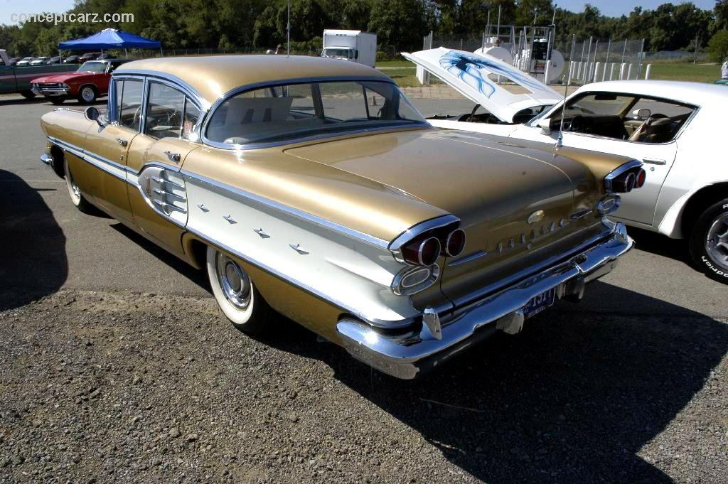 1958 Pontiac Star Chief Information And Photos Momentcar