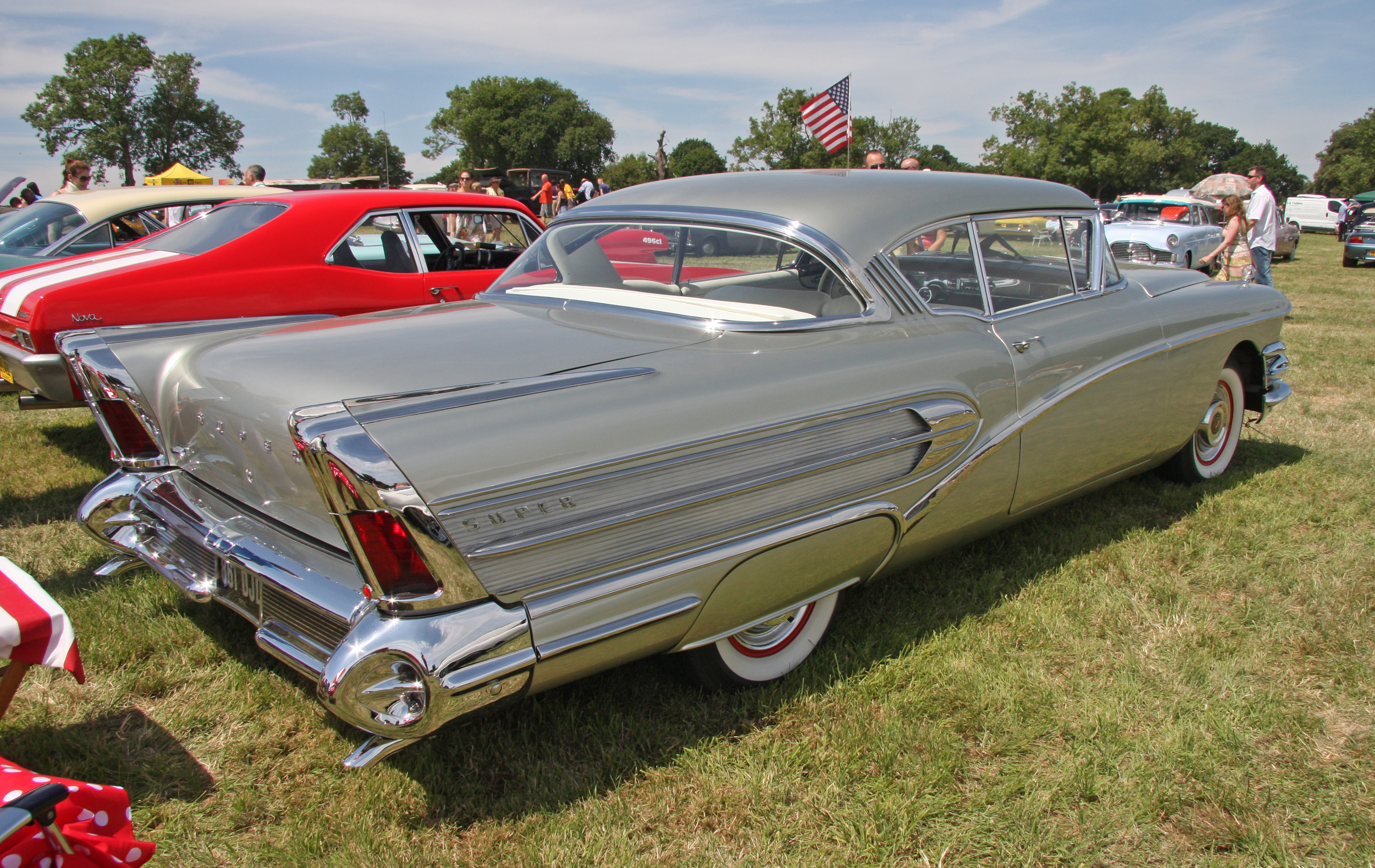 1958 Buick Super Information And Photos Momentcar