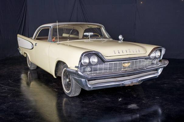 1958 Chrysler Windsor - Information and photos - MOMENTcar