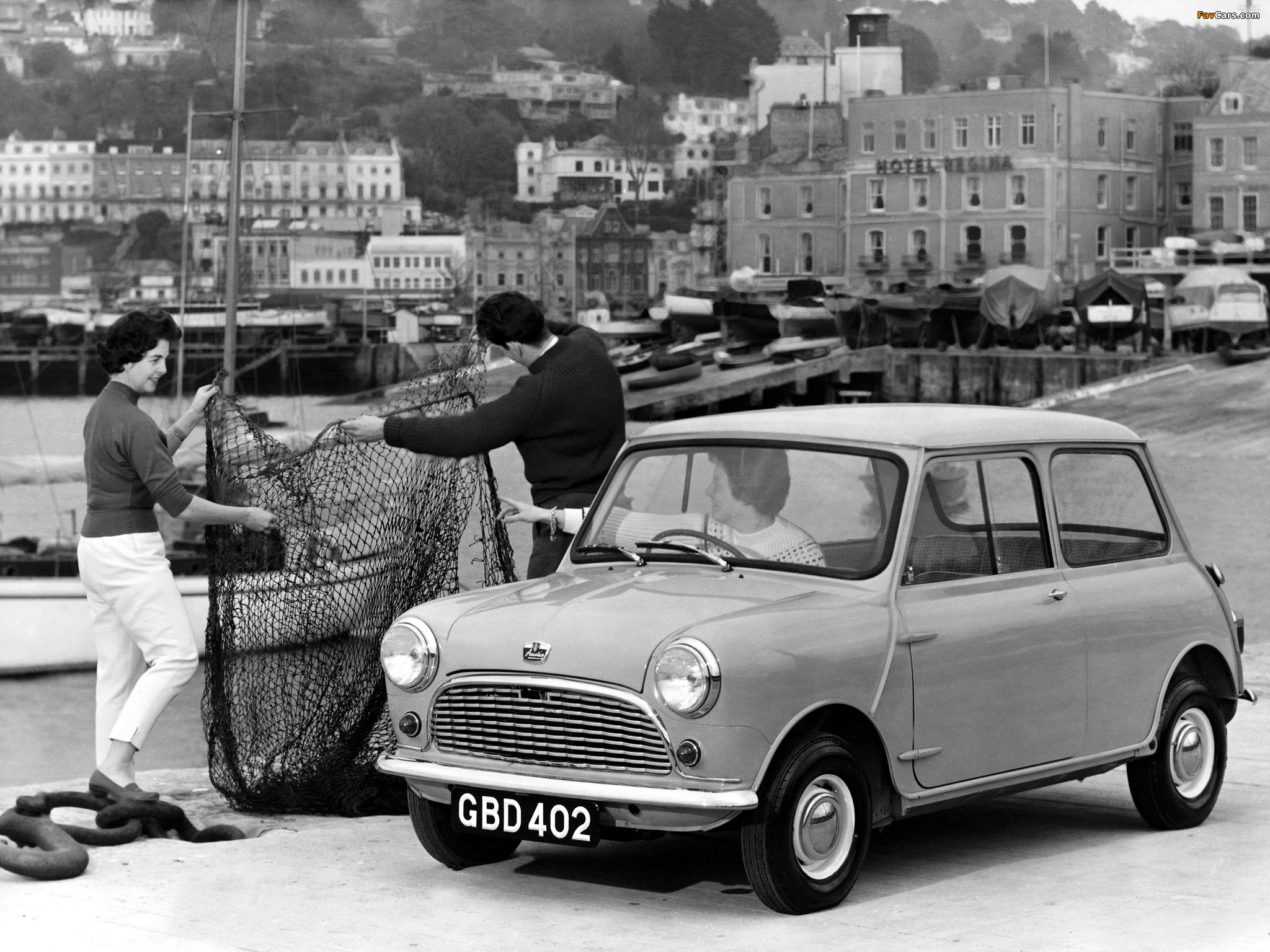 1959 morris mini   information and photos   momentcar