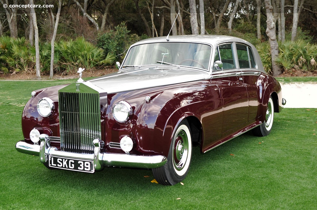 1959 Rolls Royce Silver Cloud I Information And Photos