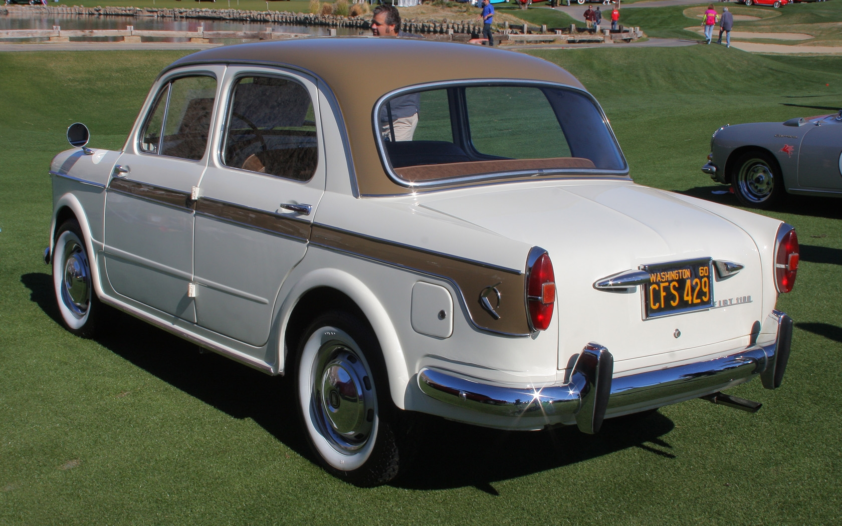 1960 Fiat 1100 Information And Photos Momentcar