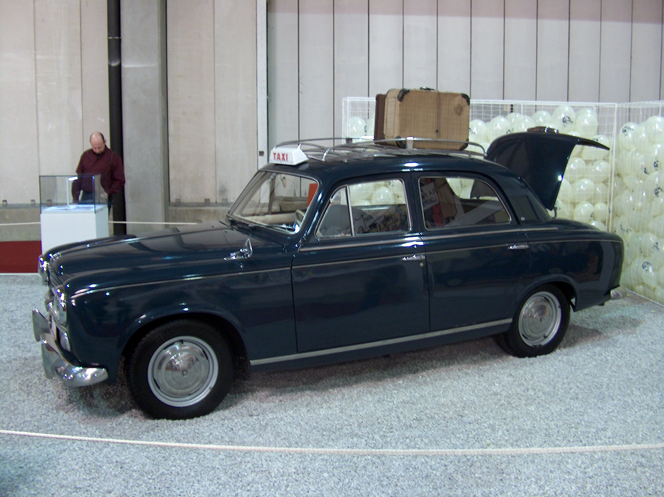 Classic Peugeot 403 cars for sale | Classic and Performance Car