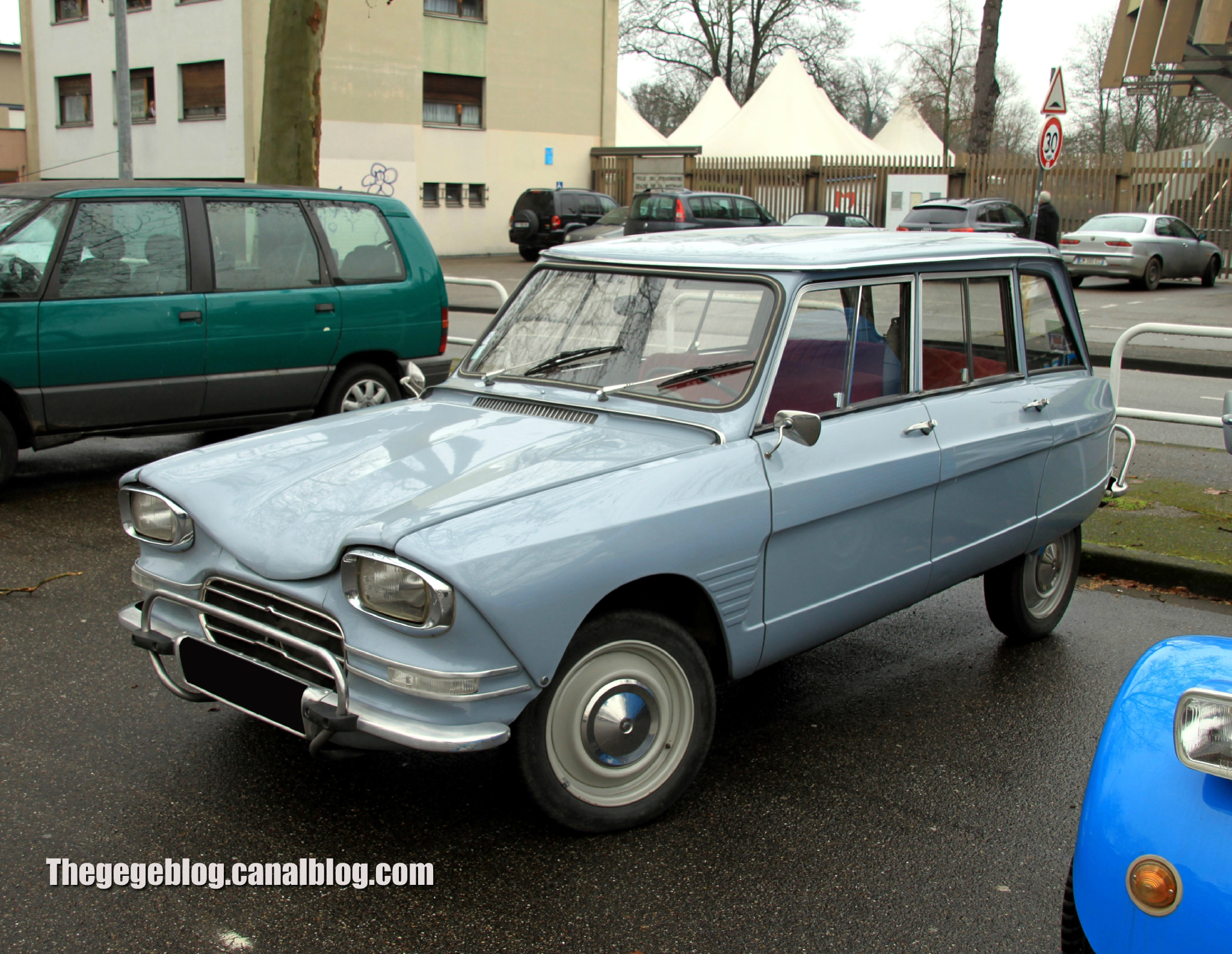 1960 citroen ami 6 information and photos momentcar. Black Bedroom Furniture Sets. Home Design Ideas