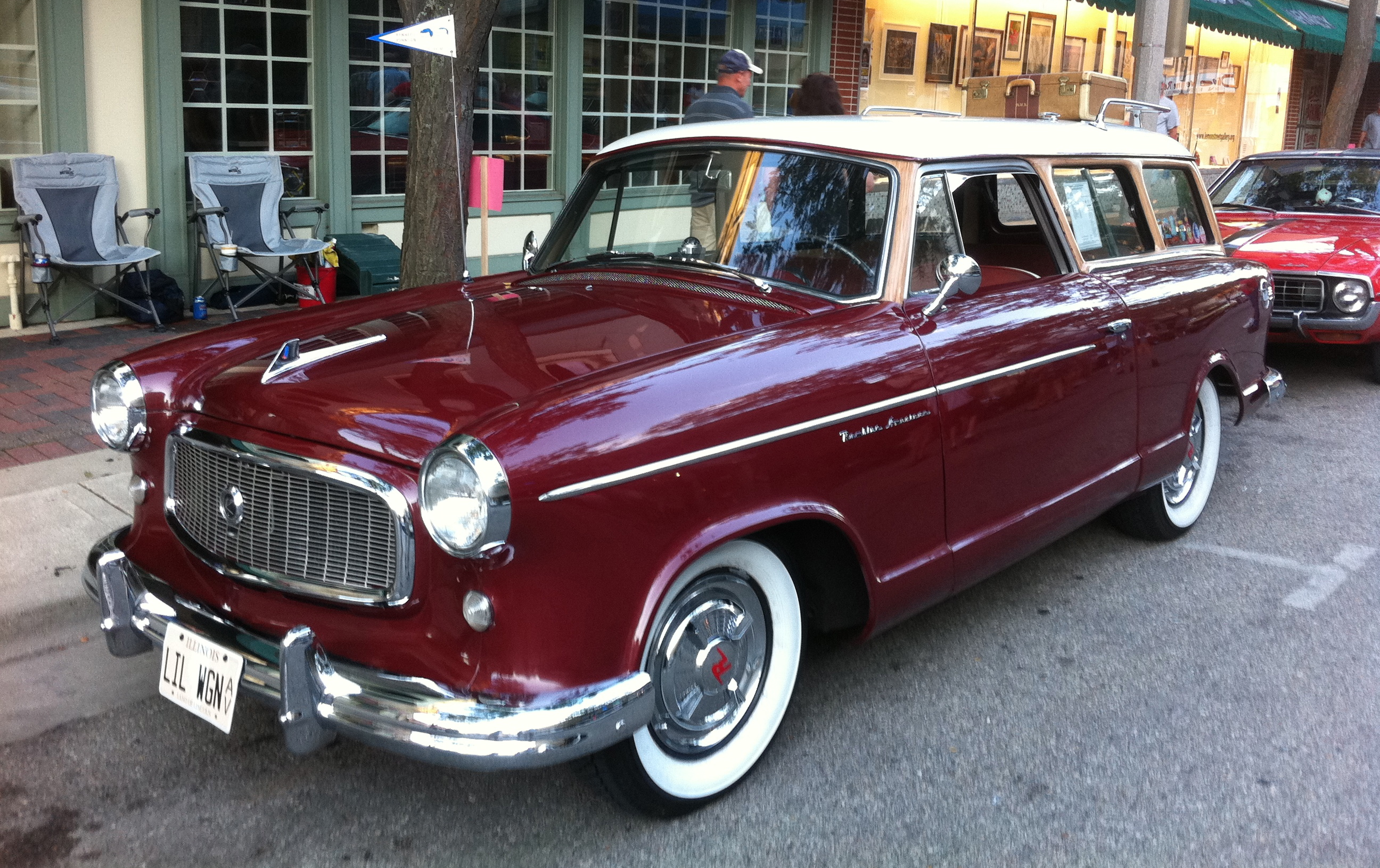 Honda Of Concord >> 1960 American Motors Rambler 6 - Information and photos ...