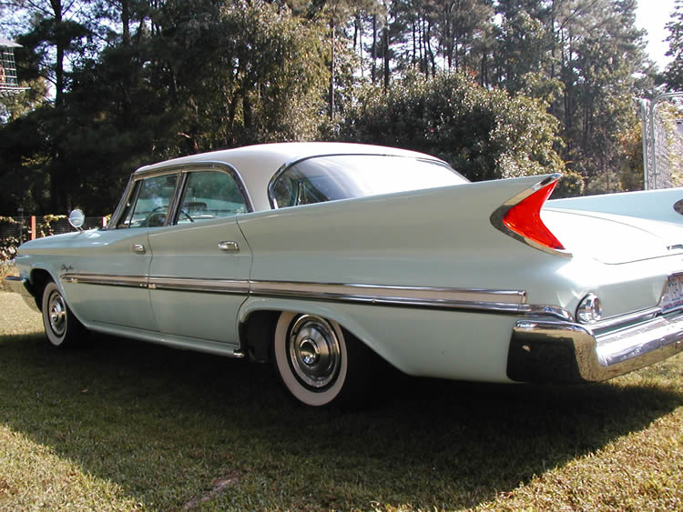 1960 Chrysler Windsor Information And Photos Momentcar
