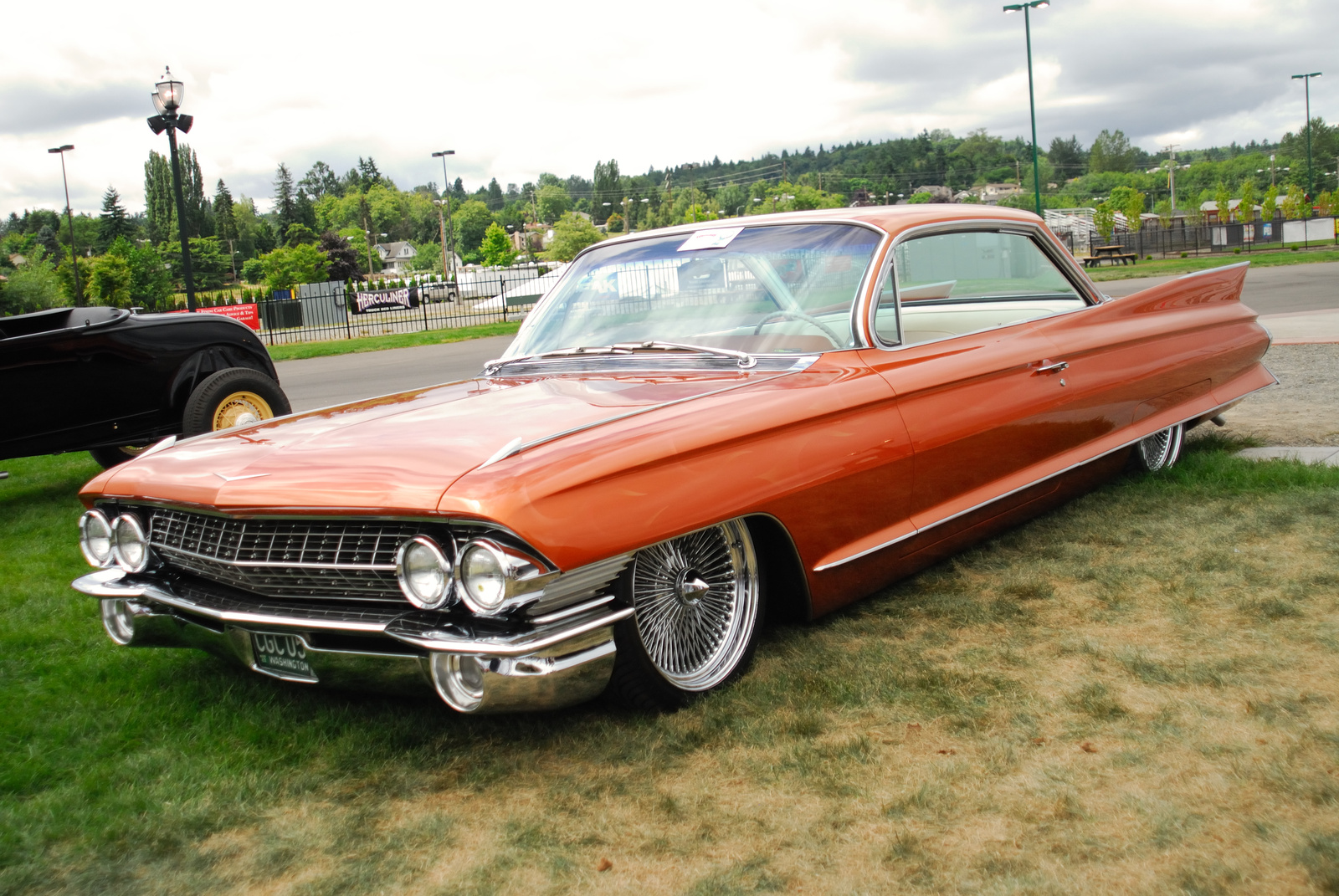 1961 Cadillac Deville Information And Photos Momentcar Sedan 1