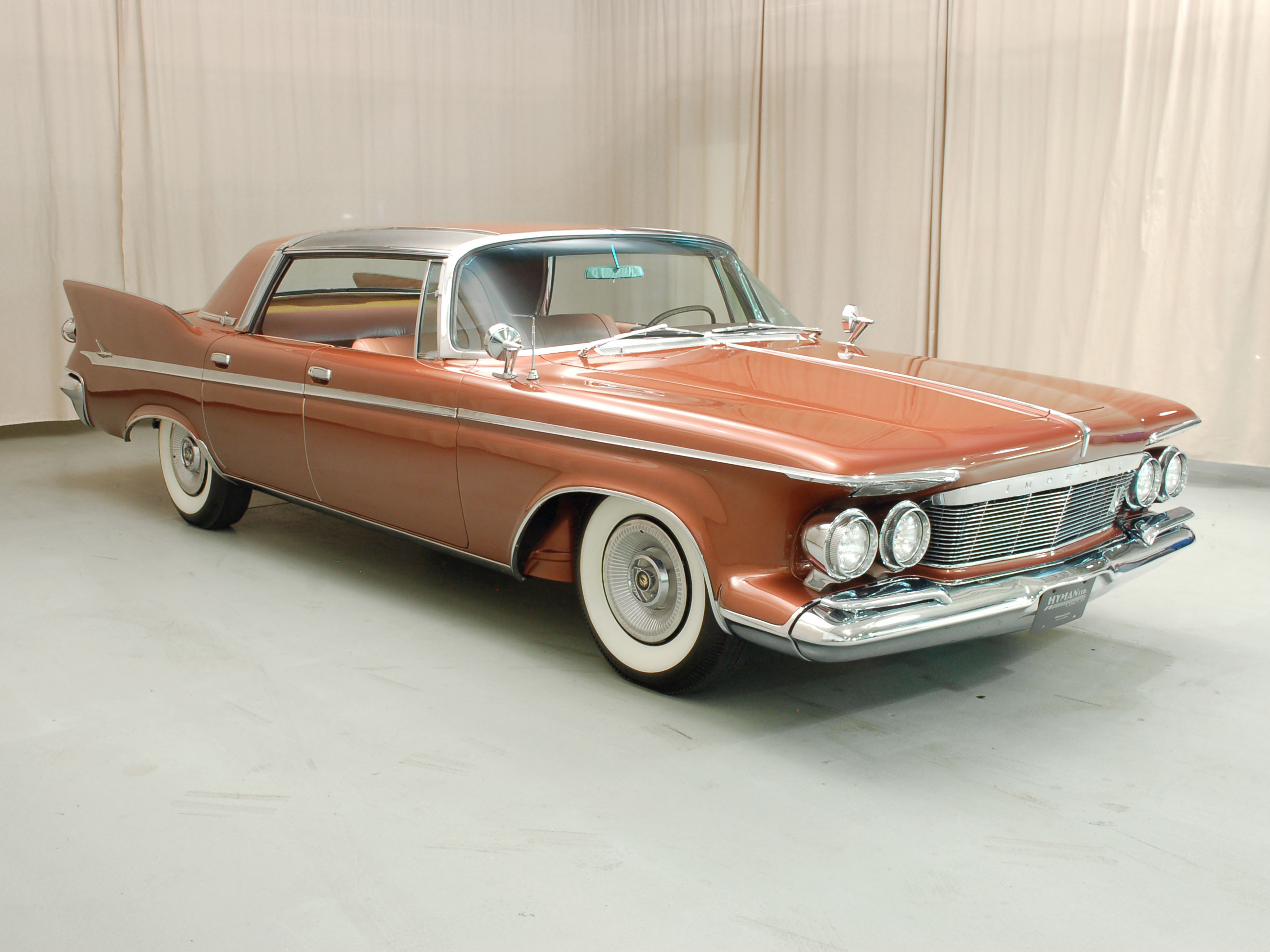 1961 Chrysler Imperial Lebaron Information And Photos