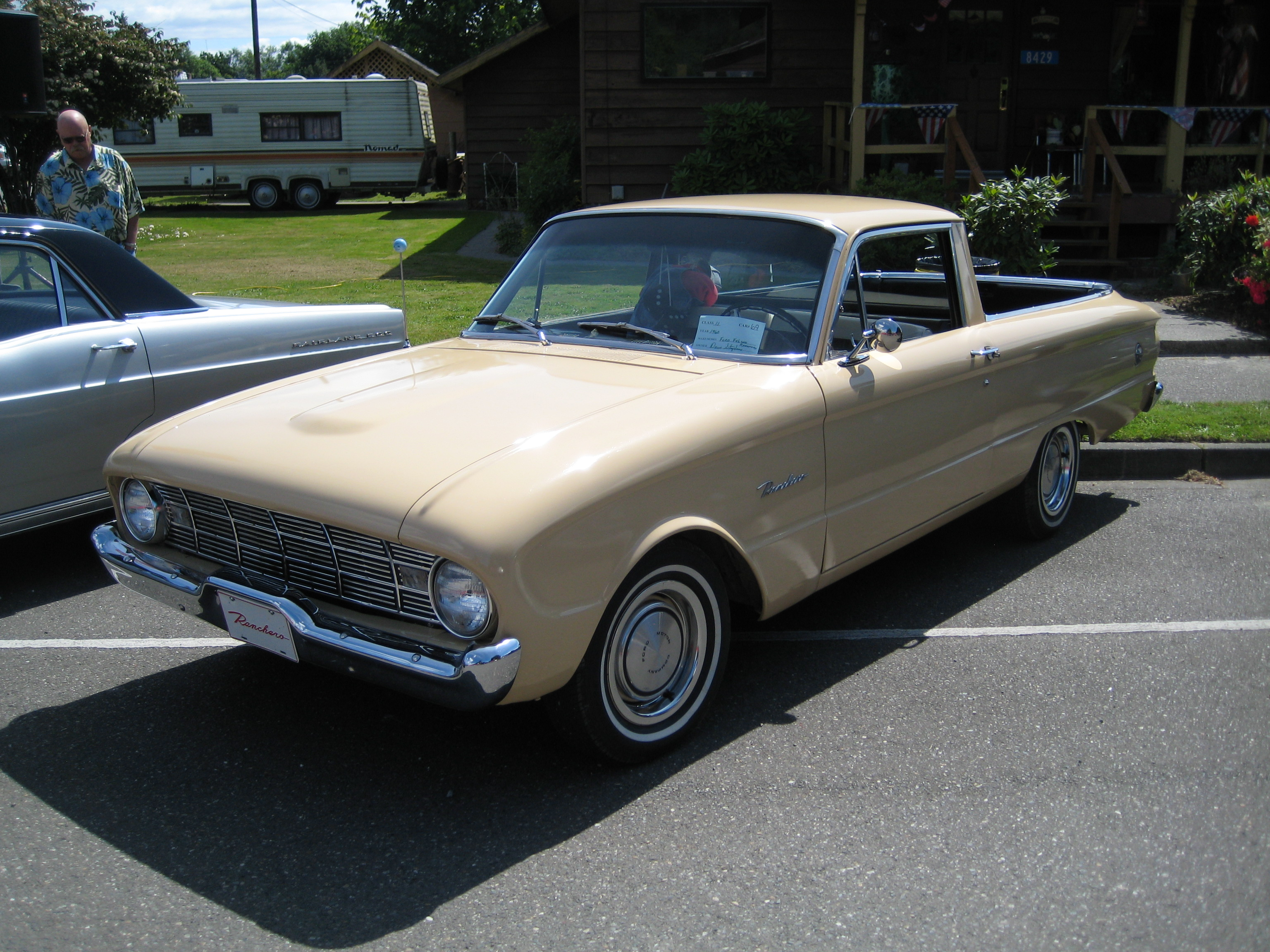 Ford Ranchero moreover 1971 Mustang Paint Colors Codes additionally 1961 Ford Ranchero Custom Pickup moreover 7616310824 furthermore Round Rubber Plug 2 1 2 OD X 1 5 8 I D. on ford falcon ranchero
