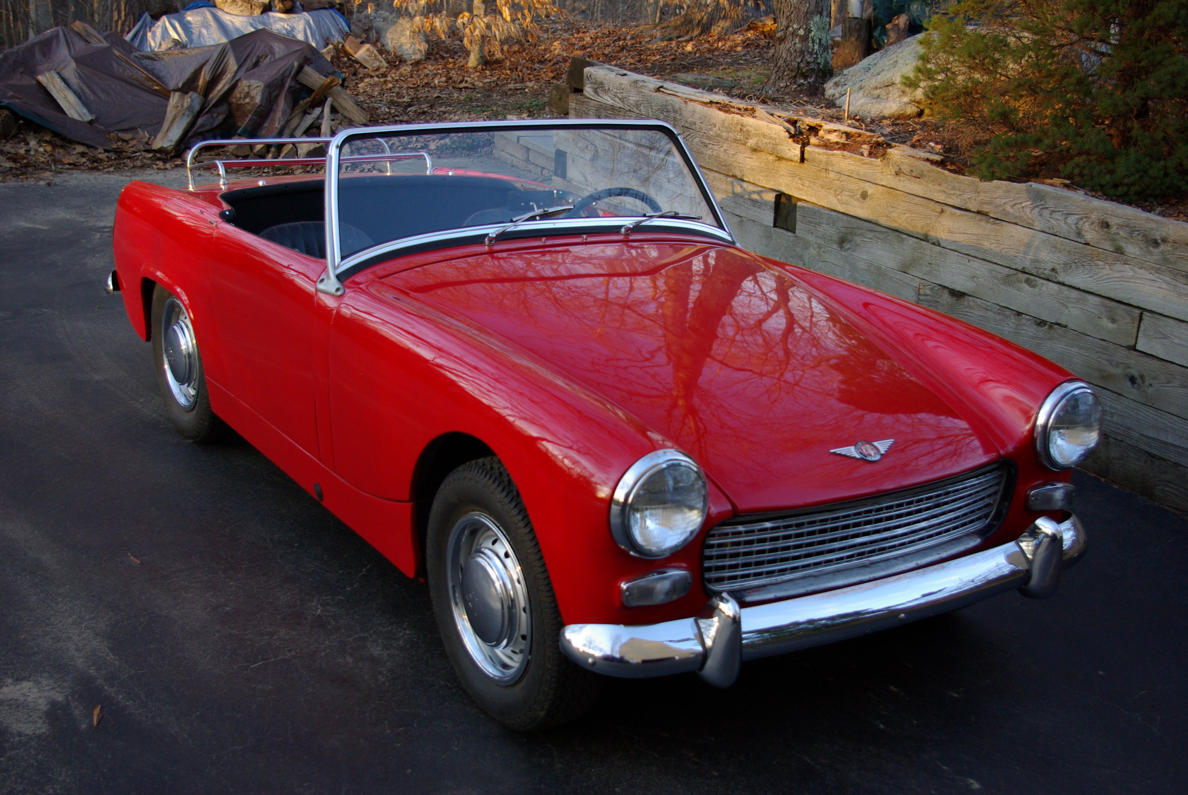 1961 Austin Healey Sprite Information And Photos Momentcar