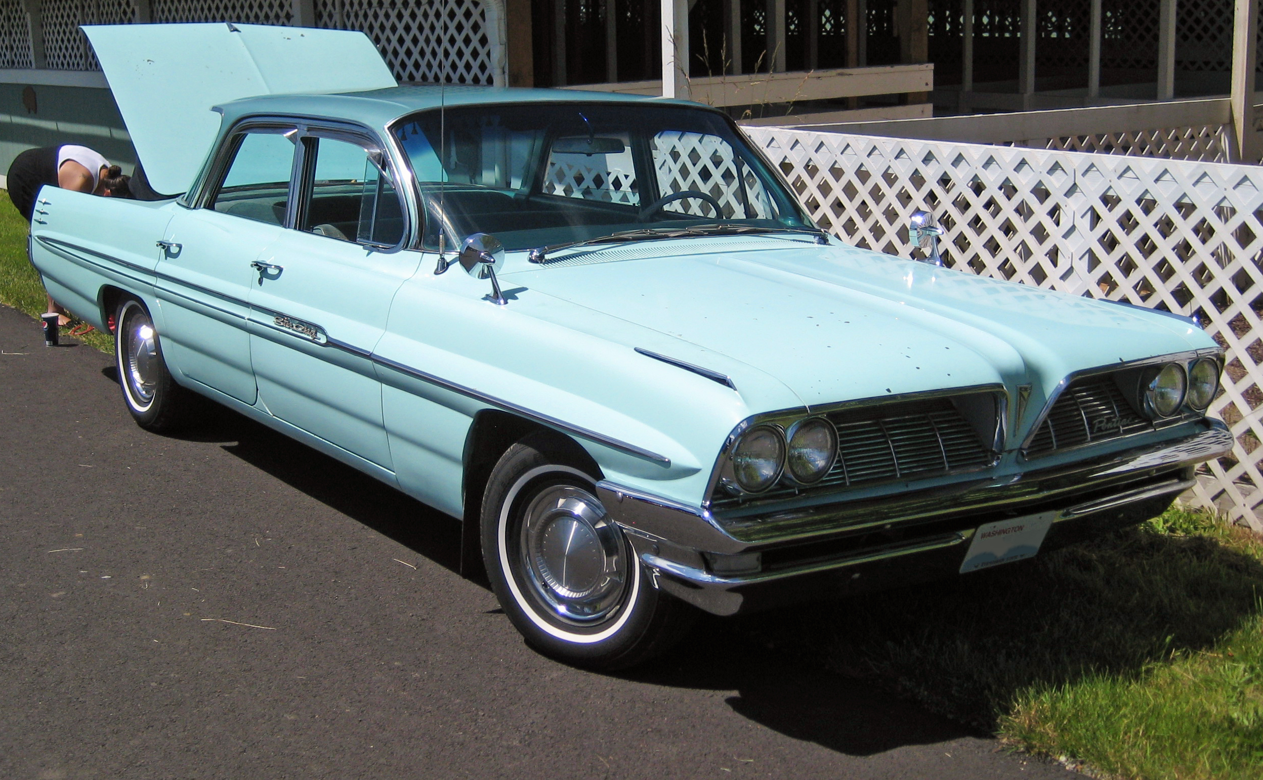 1961 Pontiac Star Chief Information And Photos Momentcar