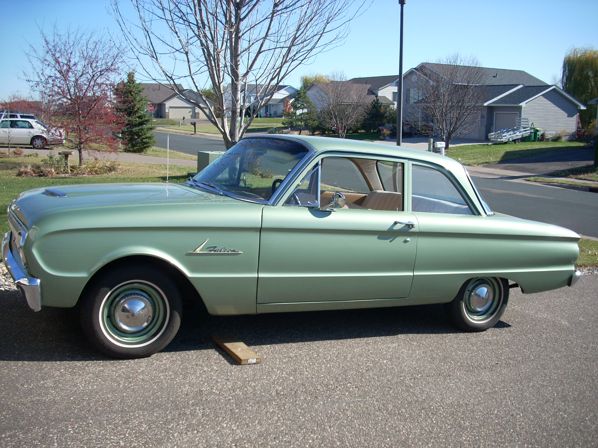 1962 Ford Falcon - Information and photos - MOMENTcar