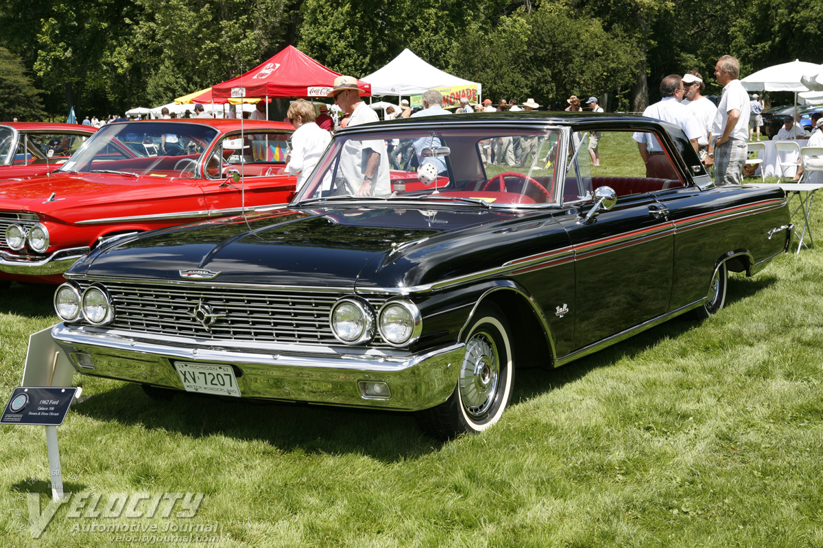1962 ford galaxie 500 information and photos momentcar. Black Bedroom Furniture Sets. Home Design Ideas