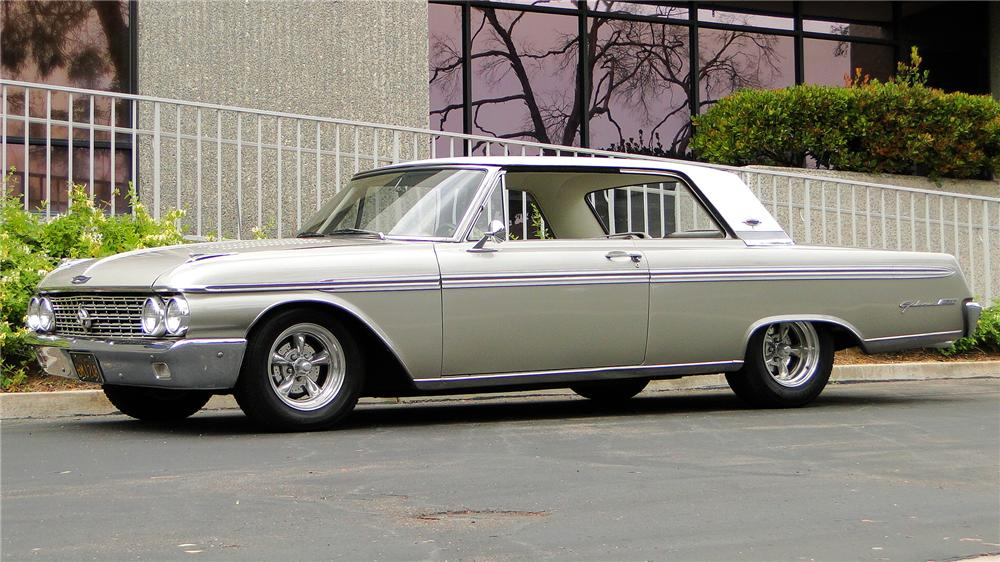 1962 Galaxie 500 XL #12