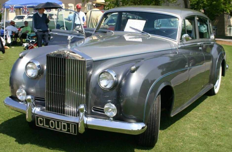 1962 Rolls-Royce Silver Cloud II - Information and photos - MOTcar