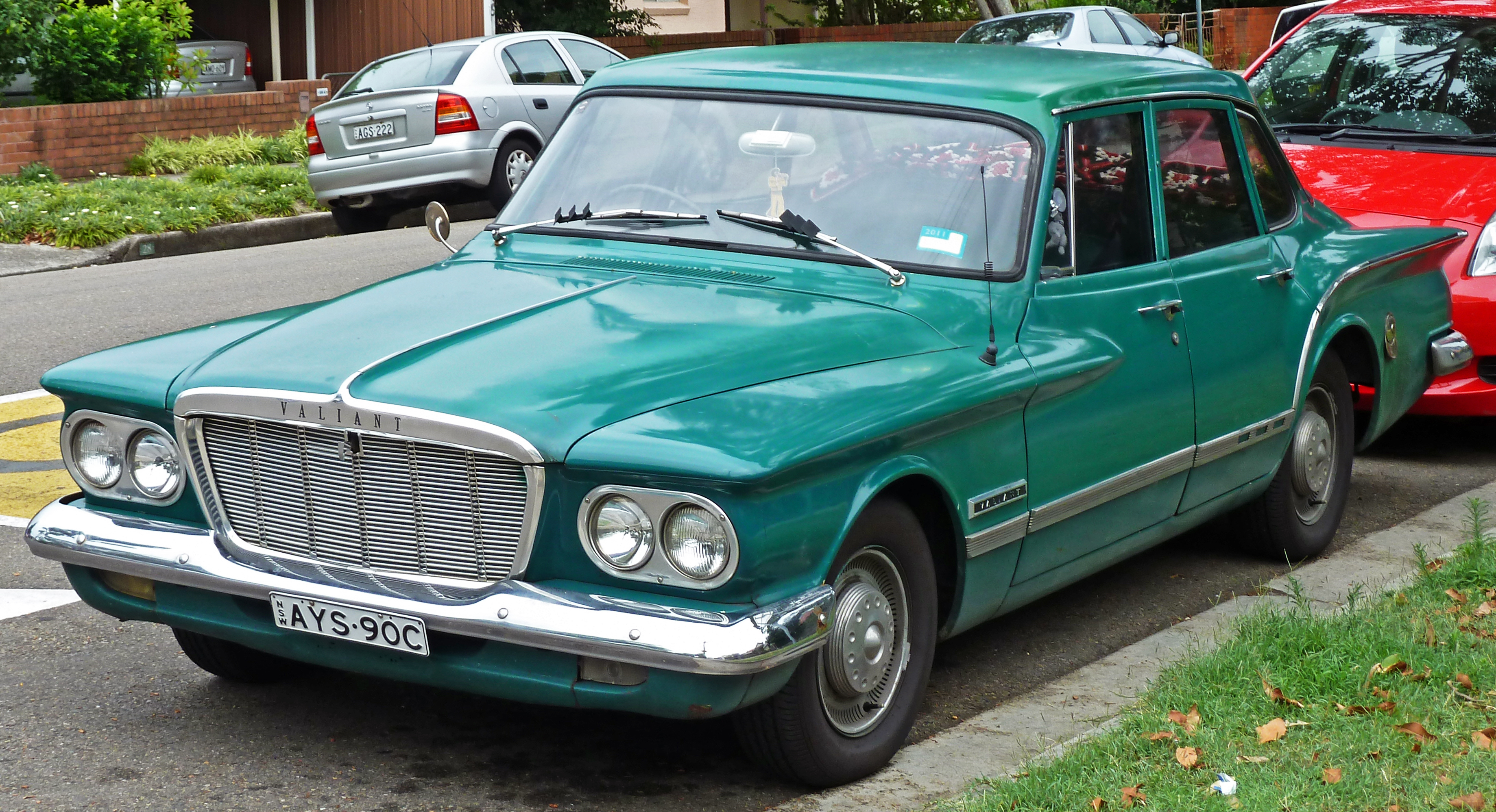1962 Plymouth Valiant Information And Photos Momentcar 1960 For Sale 1