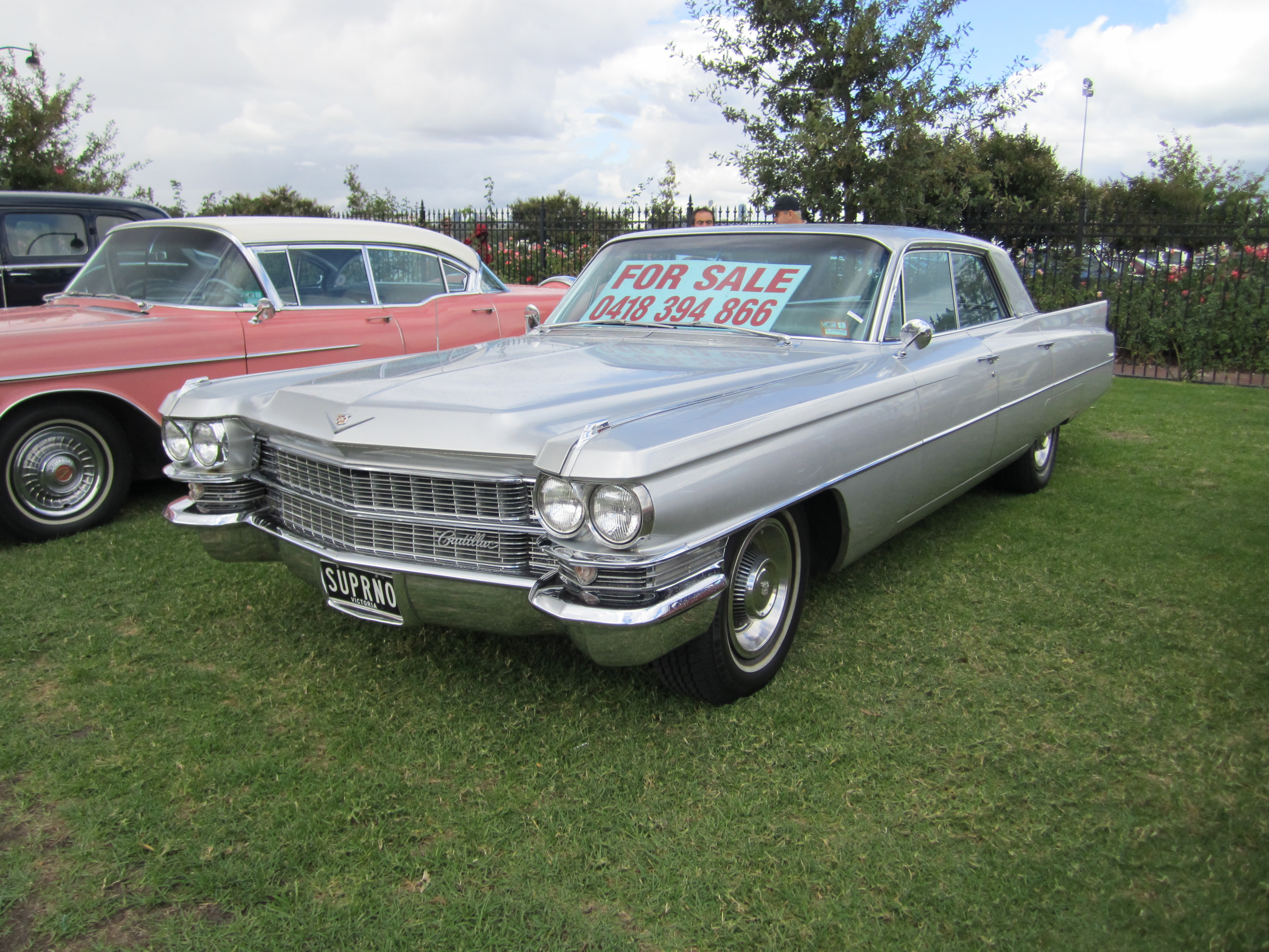Deville on 1999 Cadillac Catera