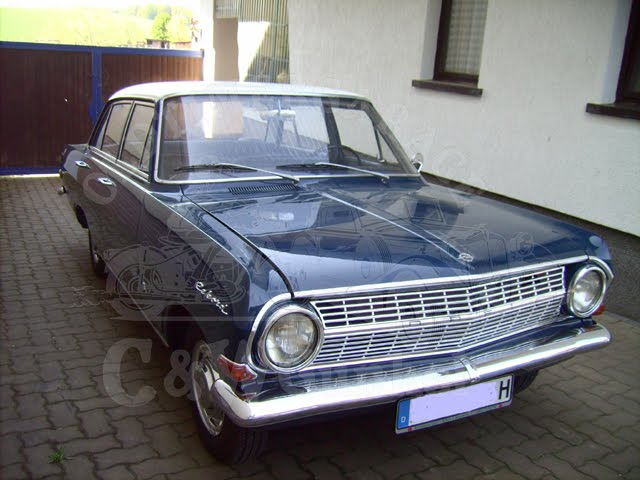 1963 Olympia Rekord #2