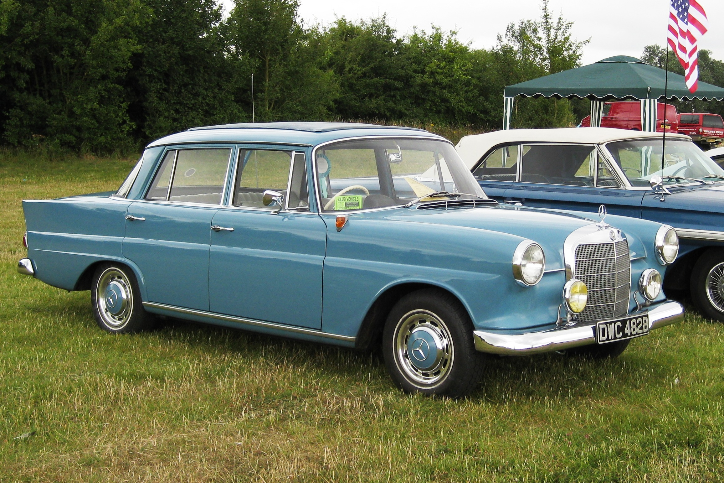 Image gallery mercedes benz 190 1964 for 1964 mercedes benz