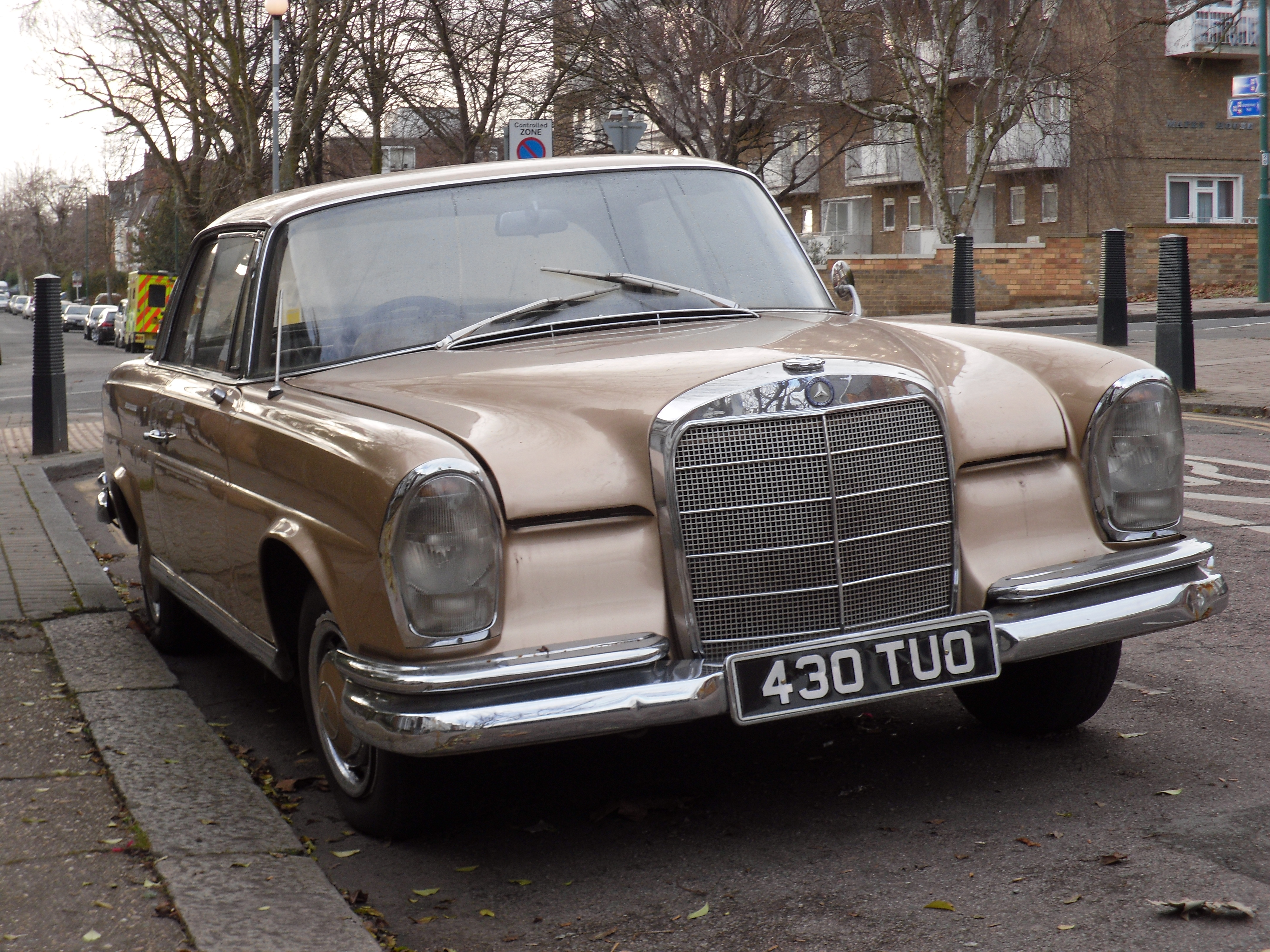 1964 mercedes benz 220 information and photos momentcar for Mercedes benz 220s for sale