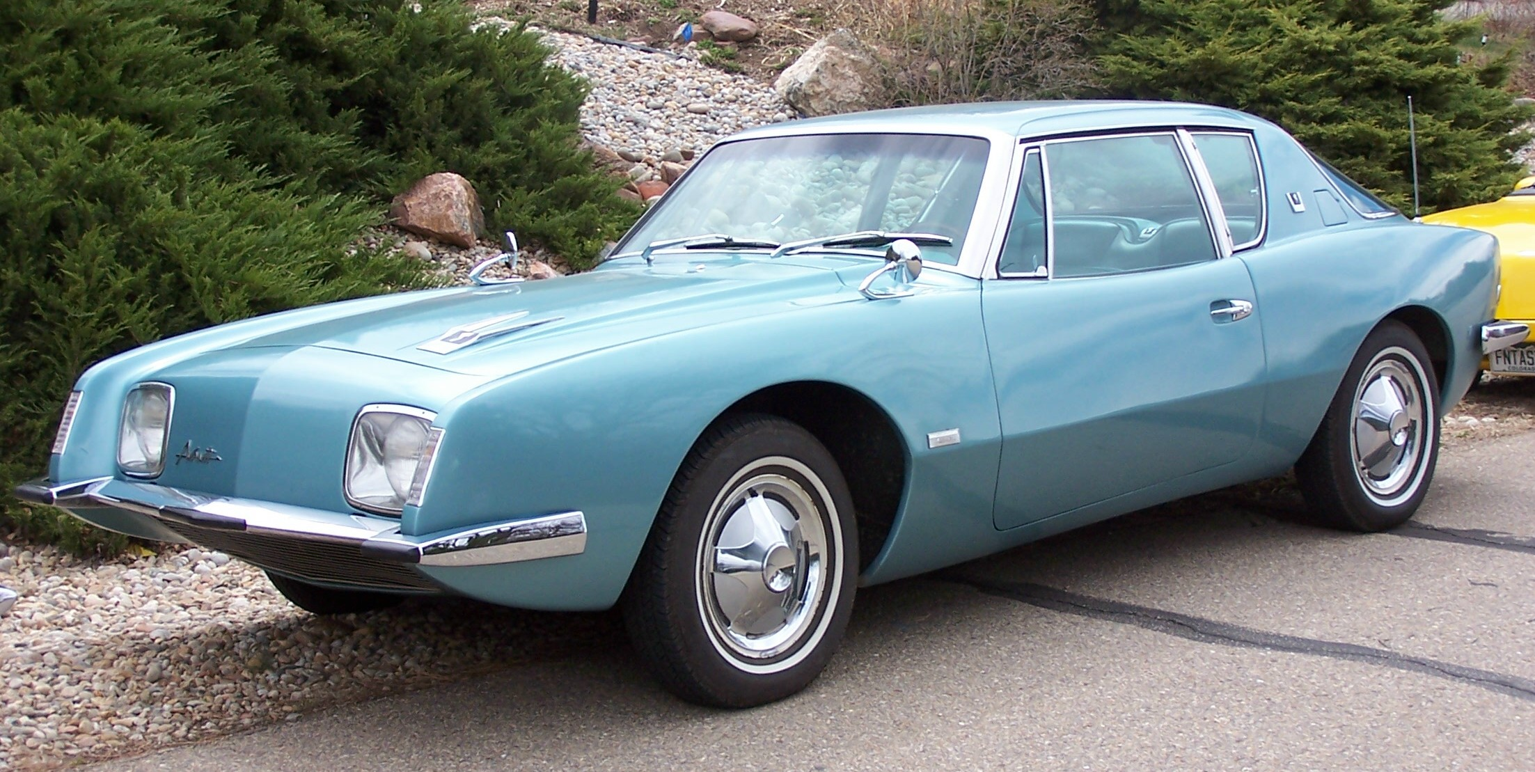 1964 Studebaker Avanti Information And Photos Momentcar