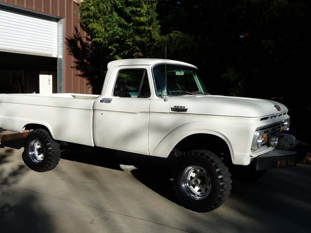 FORD F250 - 68px Image #1