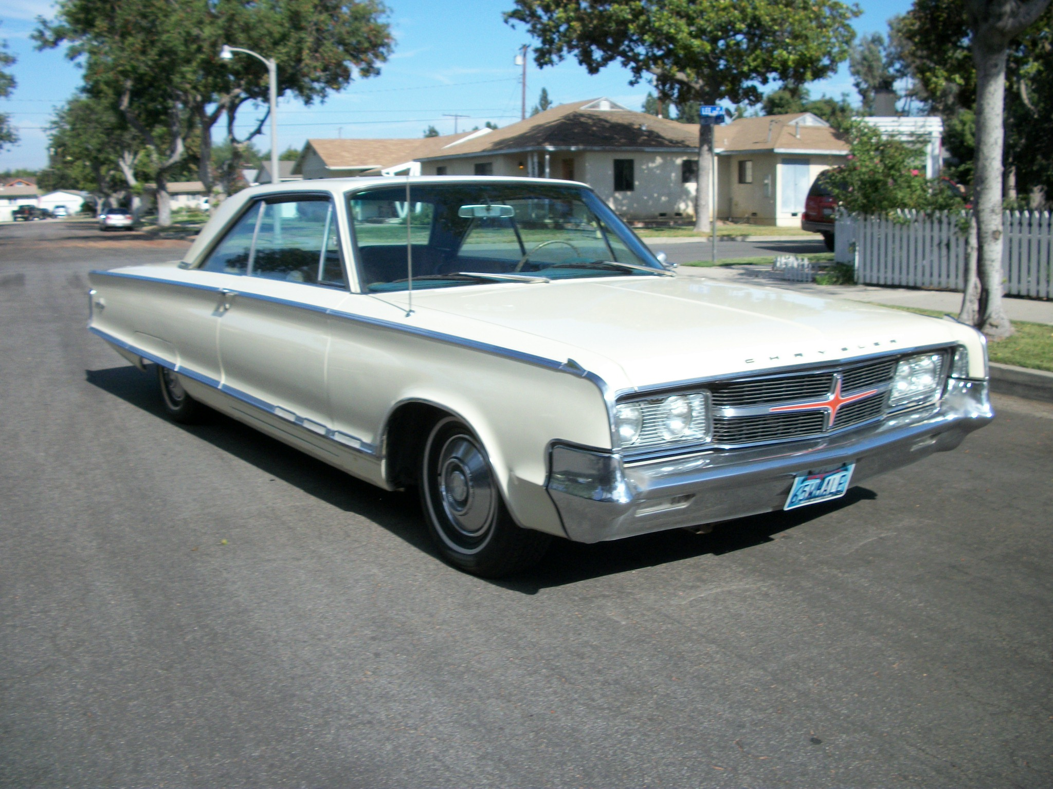 1965 Chrysler 300 Information And Photos Momentcar