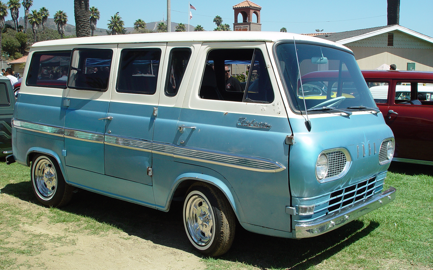 1965 club wagon 14