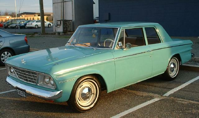 1965 Studebaker Commander Information And Photos Momentcar