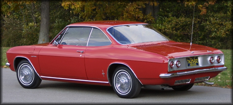 1965 Chevrolet Corvair  Information and photos  MOMENTcar