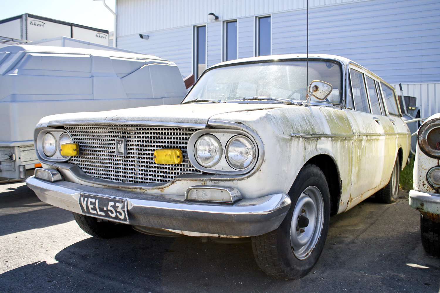 Toyota Crown 1965
