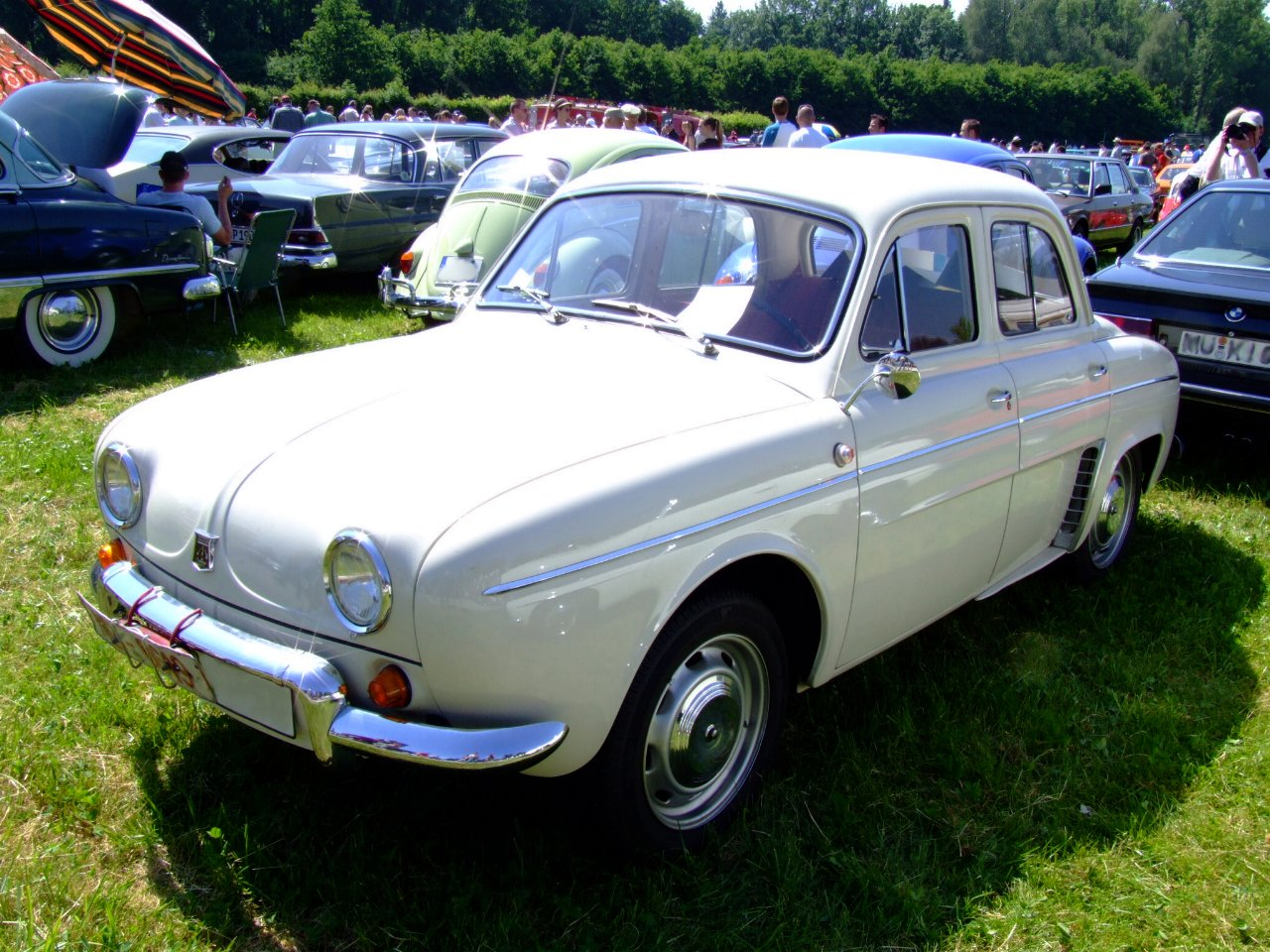 1965 Renault Gordini Information And Photos Momentcar