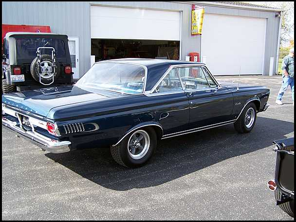 1965 Plymouth Satellite - Information and photos - MOMENTcar