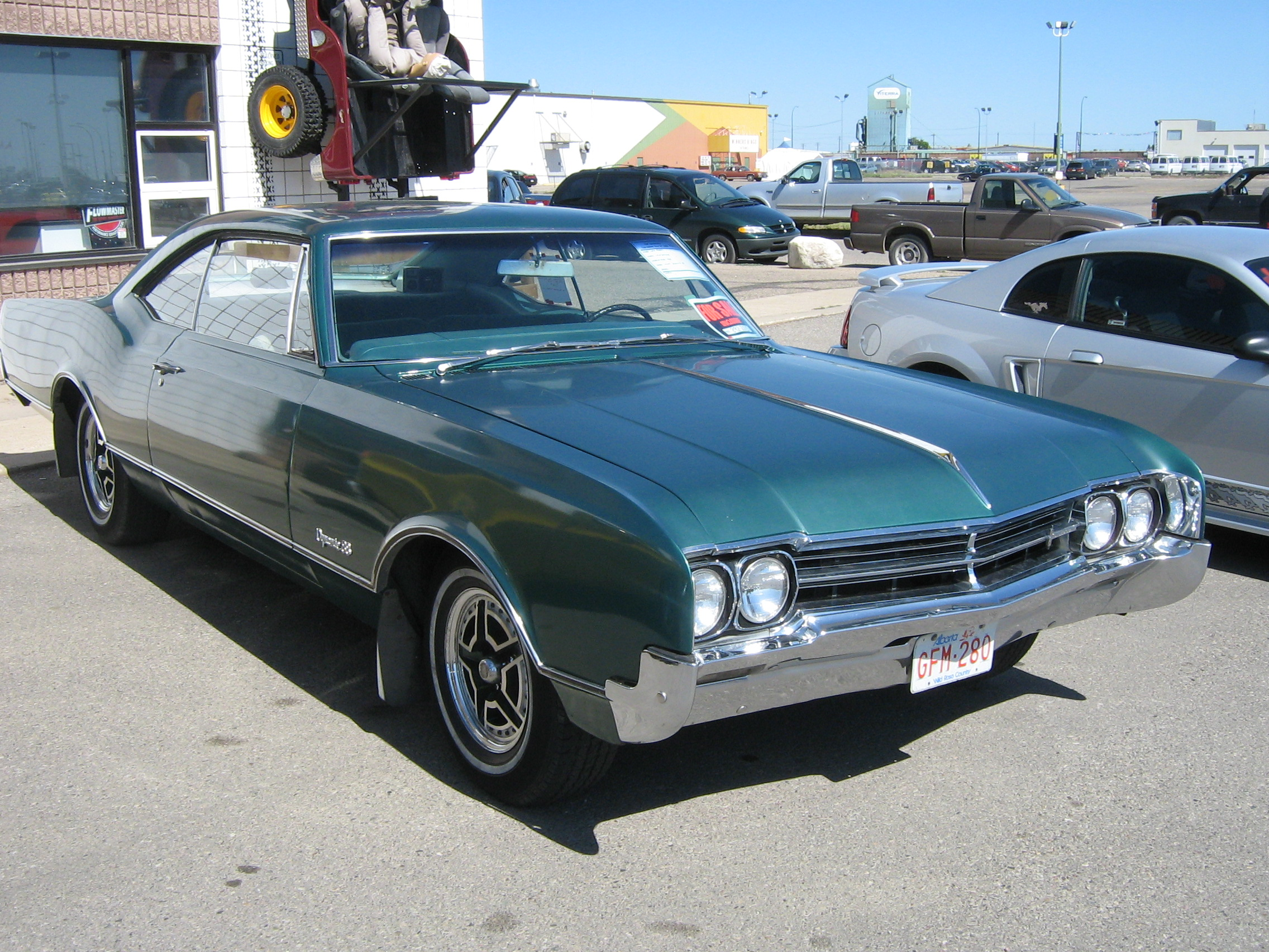 1966 Oldsmobile Dynamic 88 Values | Hagerty Valuation Tool®