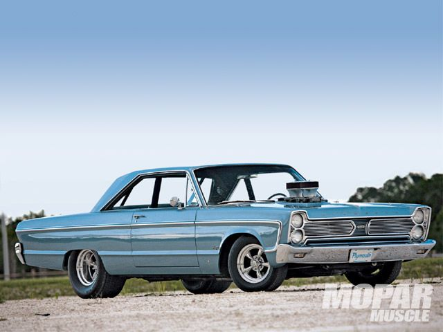 1966 Plymouth Fury Information And Photos Momentcar