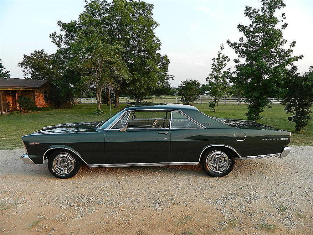 1966 ford galaxie 500 information and photos momentcar