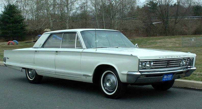 1966 Chrysler Newport Information And Photos Momentcar
