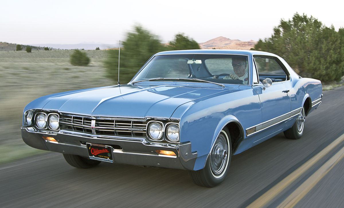 1966 Oldsmobile Starfire Information And Photos Momentcar