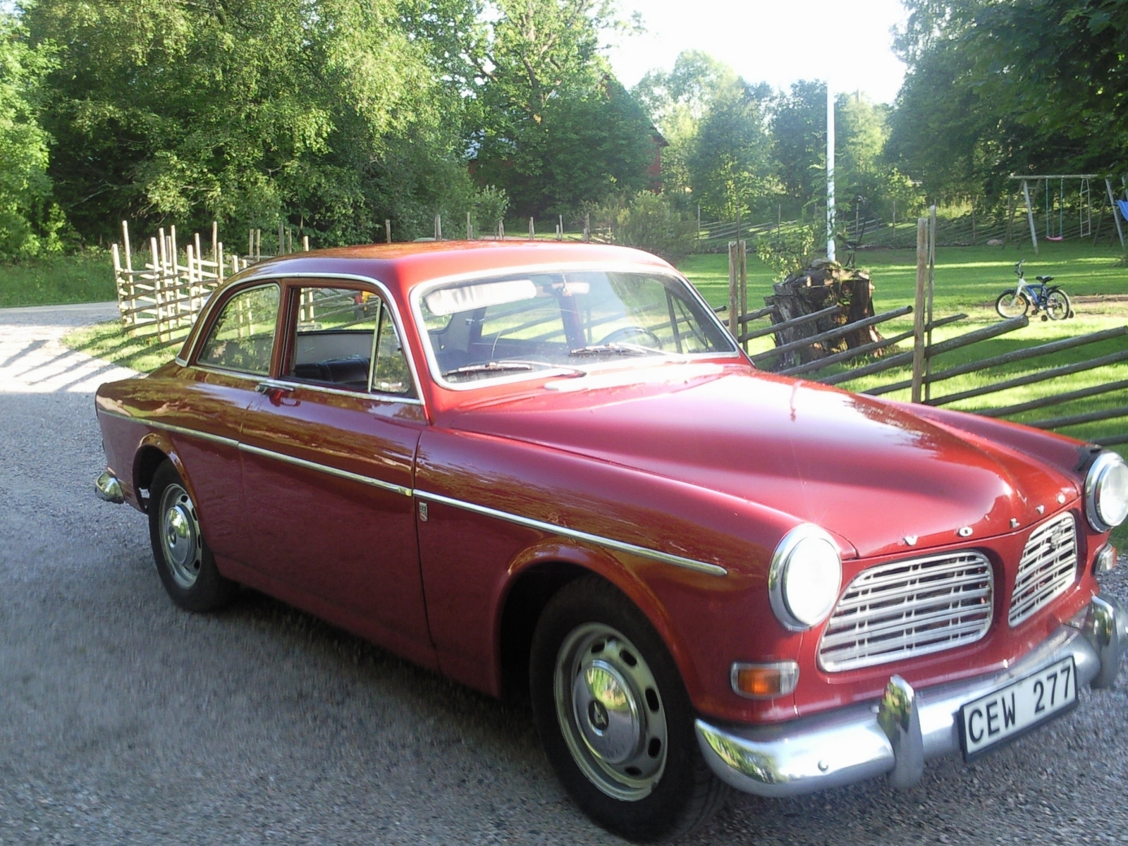 1967 Volvo 122 - Information and photos - MOMENTcar