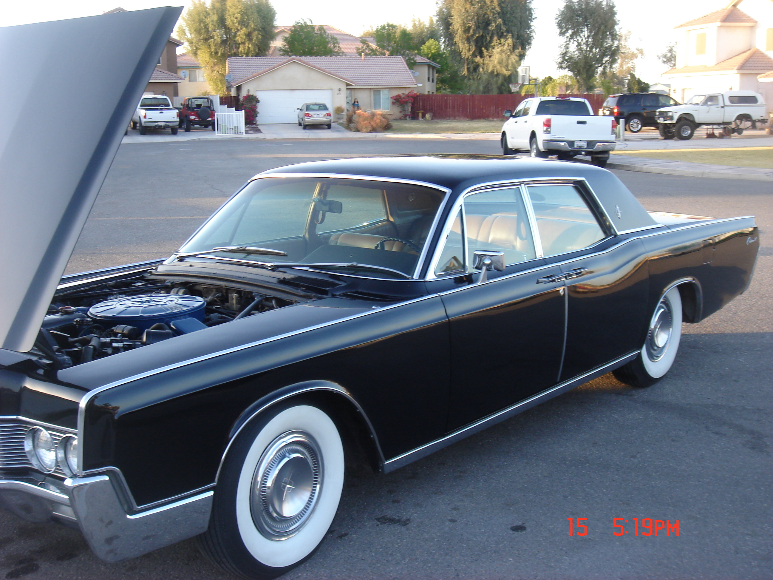 1967 Continental #1