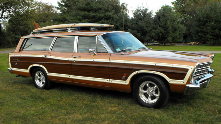 Ford Country Squire #12