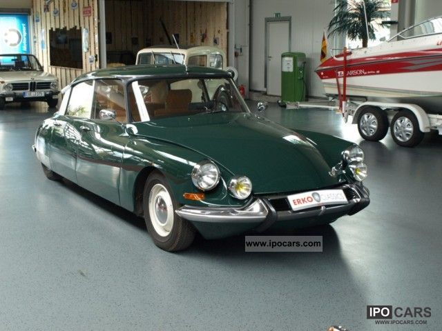 1967 Citroen ID19 - Information and photos - MOMENTcar
