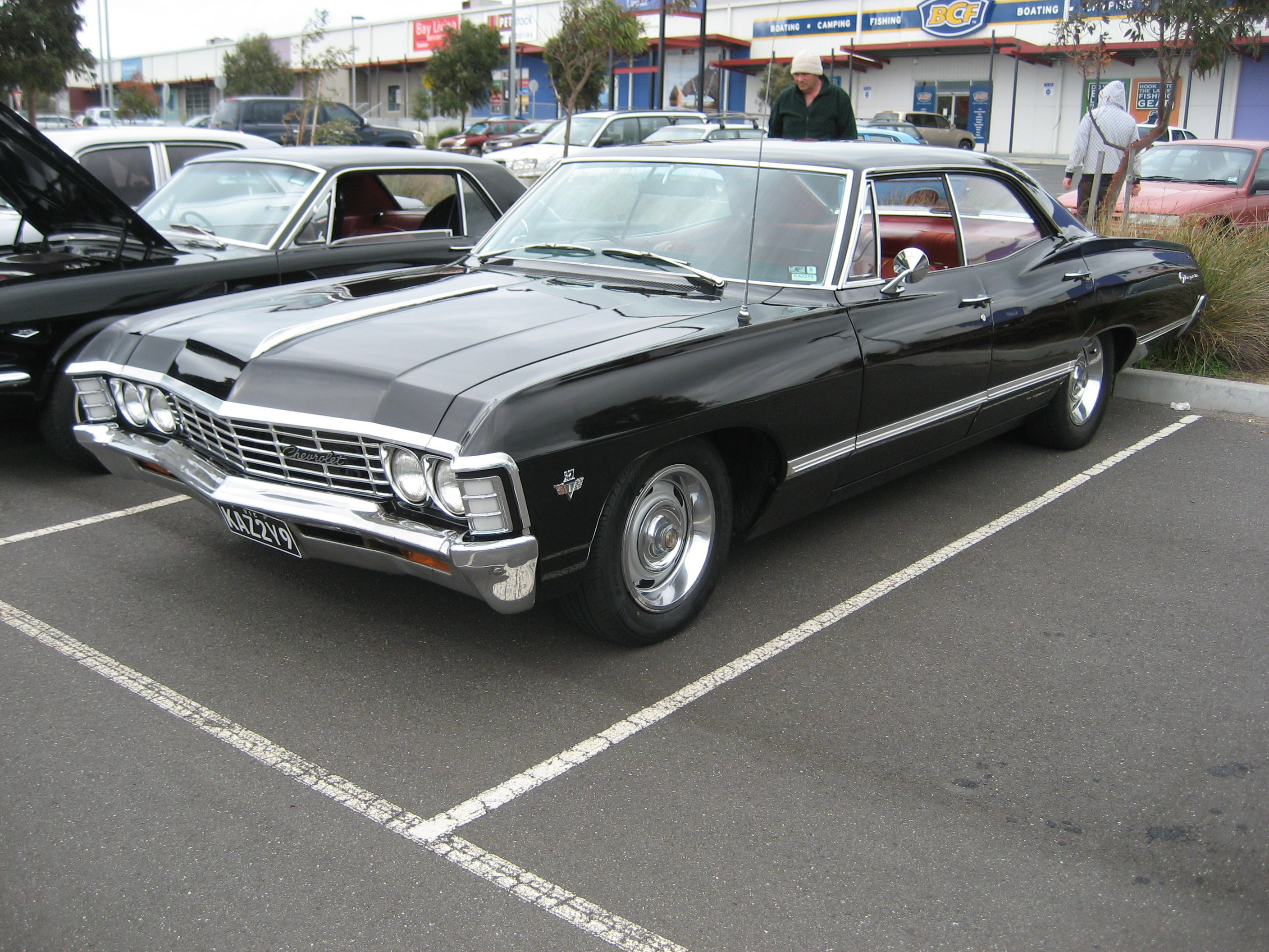 1967 chevrolet impala information and photos momentcar. Black Bedroom Furniture Sets. Home Design Ideas
