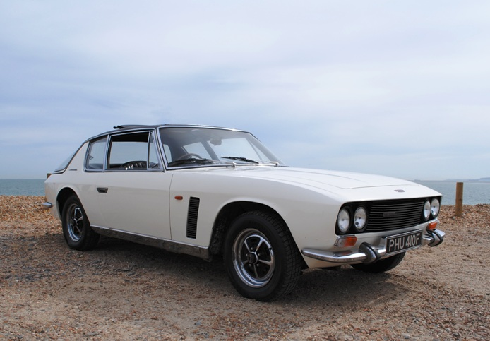 Jensen Interceptor #1