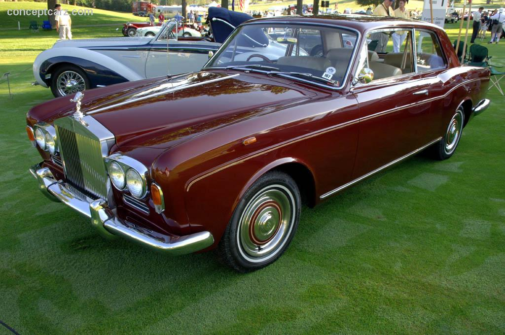 1967 Rolls-Royce Silver Shadow - Information and photos - MOTcar