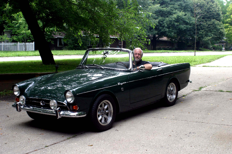 Sunbeam Tiger #15