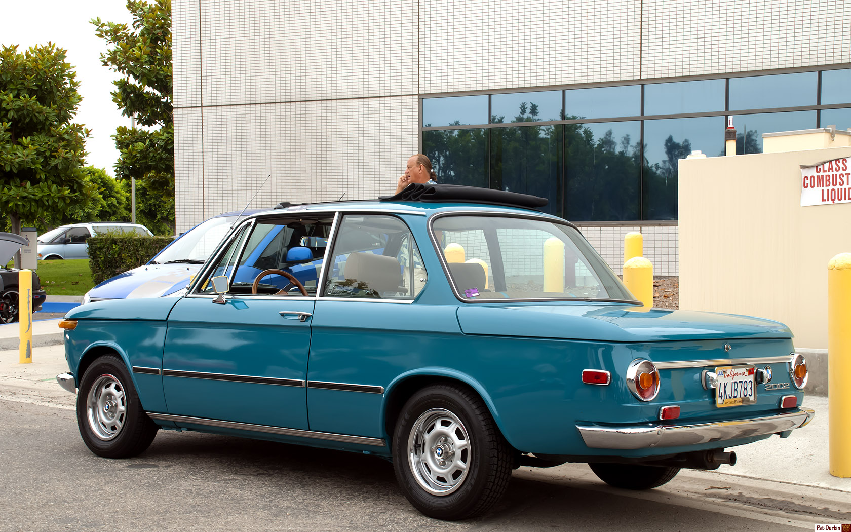 1968 BMW 2002 - Information and photos - MOMENTcar