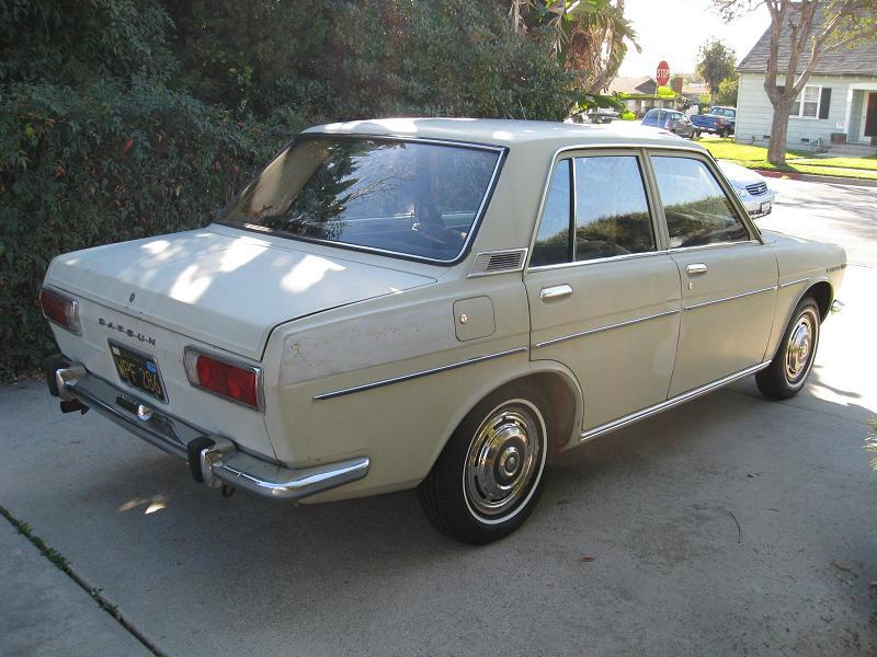 1968 Datsun 510 - Information and photos - MOMENTcar